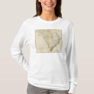 État de la Caroline du Sud T-shirt