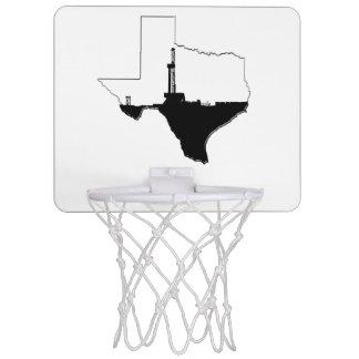 État de plate-forme de forage du Texas et de Mini-panier De Basket