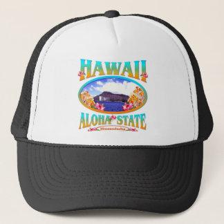État d'Hawaï Aloha Casquette