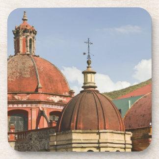 État du Mexique, Guanajuato, Guanajuato. Templo De Dessous-de-verre