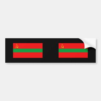 État du Transnistrie, Moldau Autocollant De Voiture