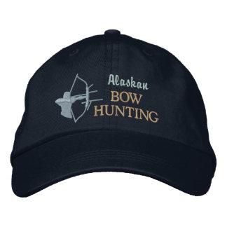 État fait sur commande de chasse d'arc par l'état casquette brodée
