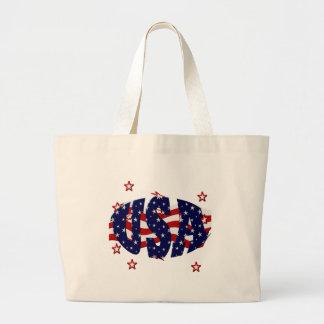 Etats-Unis-Patriotique Grand Sac