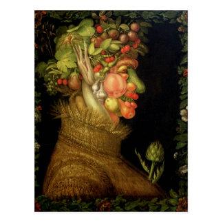 Été, 1573 carte postale