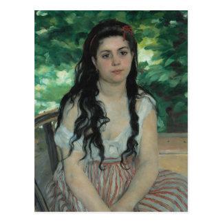 Été, Auguste Renoir Cartes Postales