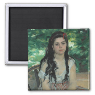 Été, Auguste Renoir Magnet Carré