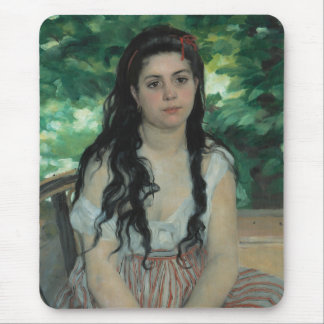 Été, Auguste Renoir Tapis De Souris