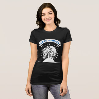 Été d'amour t-shirt