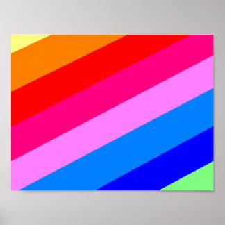 été de d de couleurs de les posters