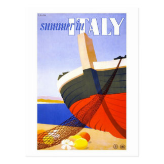 Été de Lalia en Italie Cartes Postales