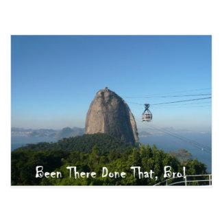 Été là Bro - Rio de Janeiro, le Brésil Carte Postale