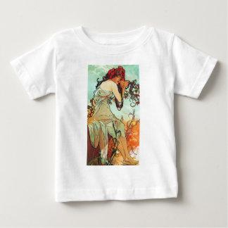 Été, les saisons, Mucha T-shirt
