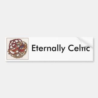 Éternellement Celtic Autocollant De Voiture