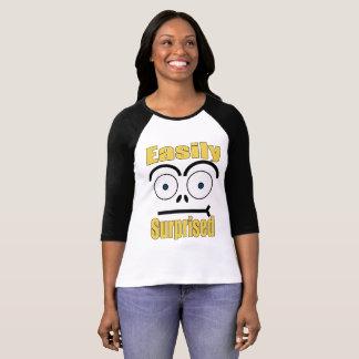 Êtes-vous facilement T-shirt de Surpised ?