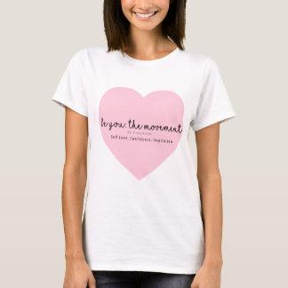 Êtes vous : Le T-shirt de mouvement