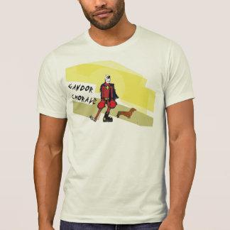 Êtes vous poursuivez là - le CT T-shirt