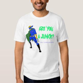 Êtes-vous un drogué ? t-shirt