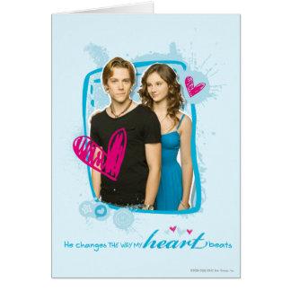 Ethan et Tara Carte De Vœux
