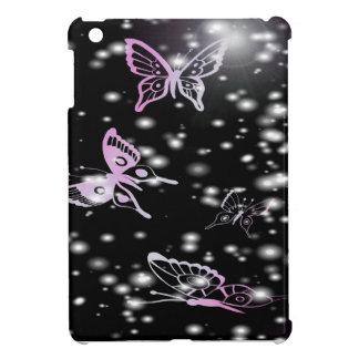 Étincelle Butterflys Étui iPad Mini