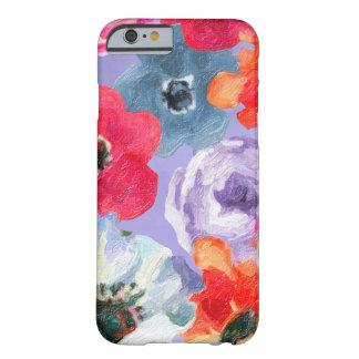 Étincelle cosmique de licorne magique rose de coque barely there iPhone 6
