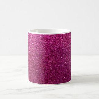 Étincelle d'arrière - plan de scintillement de mug