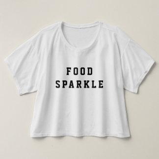 Étincelle de nourriture t-shirt