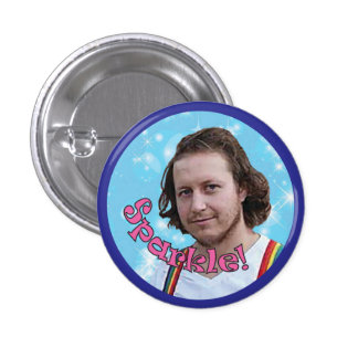 Étincelle Kurt ! , 1 bouton rond de pouce de ¼ Badges