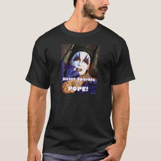 Étincelle pour le pape t-shirt