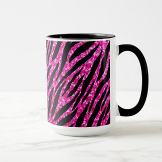 Étincelles à la mode de scintillement de mugs