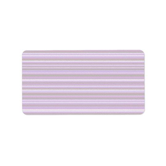 Étiquette 100 minces : Motifs mous artistiques de couleurs