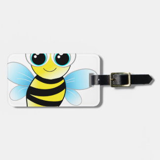 Étiquette À Bagage abeille
