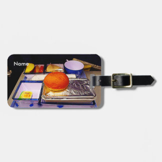 Étiquette À Bagage Airline-Meal Luggage Tag / China Airline