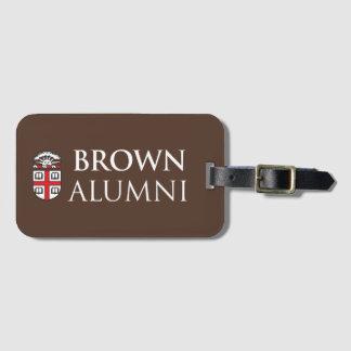Étiquette À Bagage Anciennes élèves de Brown University