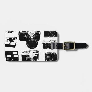Étiquette À Bagage appareils photos vintage cameras