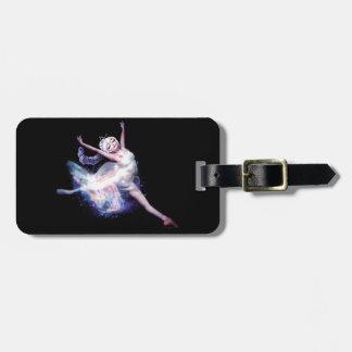 Étiquette À Bagage Ballet de galaxie