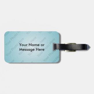 Étiquette À Bagage Concevez vos propres