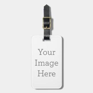 Étiquette À Bagage Créez votre propre étiquette de bagage