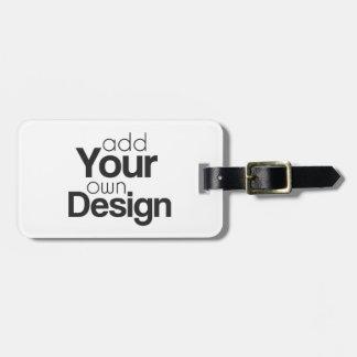 Étiquette À Bagage Créez votre propre étiquette de bagage d'événement