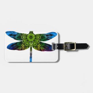 Étiquette À Bagage dragonflyk52017