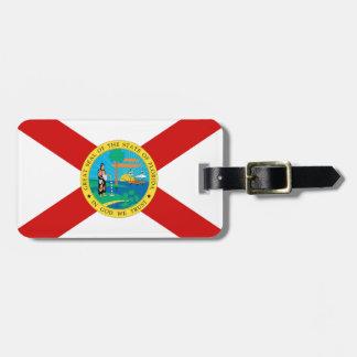 Étiquette À Bagage Drapeau de la FLORIDE -