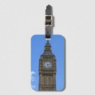 Étiquette À Bagage Étiquette de bagage de Big Ben