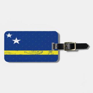 Étiquette À Bagage Étiquette de bagage de Curaçao