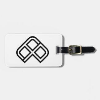Étiquette À Bagage Étiquette de bagage des membres seulement EPX