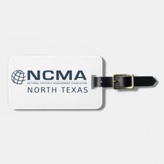 Étiquette À Bagage Étiquette du nord de bagage de NCMA le Texas