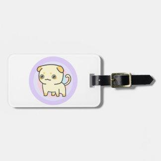 Étiquette À Bagage Étiquette mignonne de bagage de Kitty avec le
