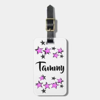 Étiquette À Bagage étiquette #tammy de bagage de va-CA par dal