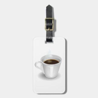 Étiquette À Bagage Étiquettes de bagage de café express