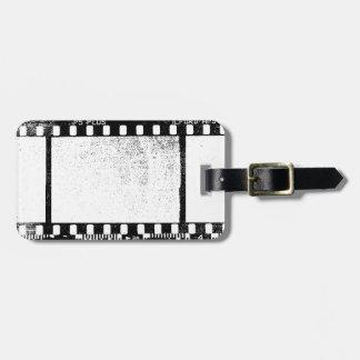 Étiquette À Bagage film de 35mm