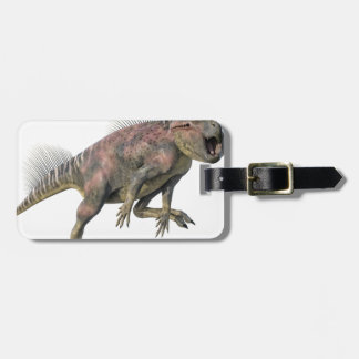 Étiquette À Bagage Fonctionnement de dinosaure d'Archeoceratops