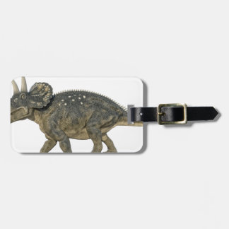 Étiquette À Bagage Fonctionnement de dinosaure de Nedoceratops